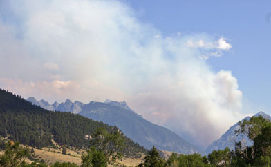 Big Creek Fire