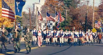 National Guard and Stony Creek Fife and Drum
